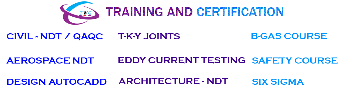 NDT Courses, NDT training, NDT certification, welding ...